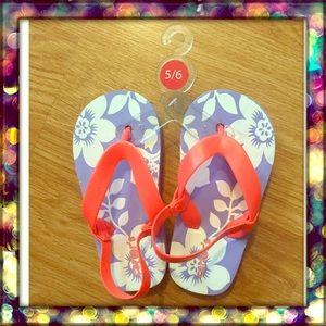 {Carter's} new summery flip flops